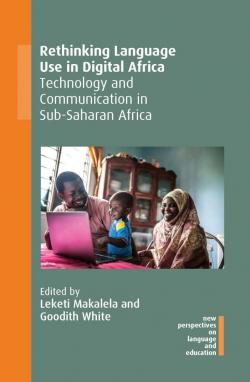 Jacket image for Rethinking Language Use in Digital Africa